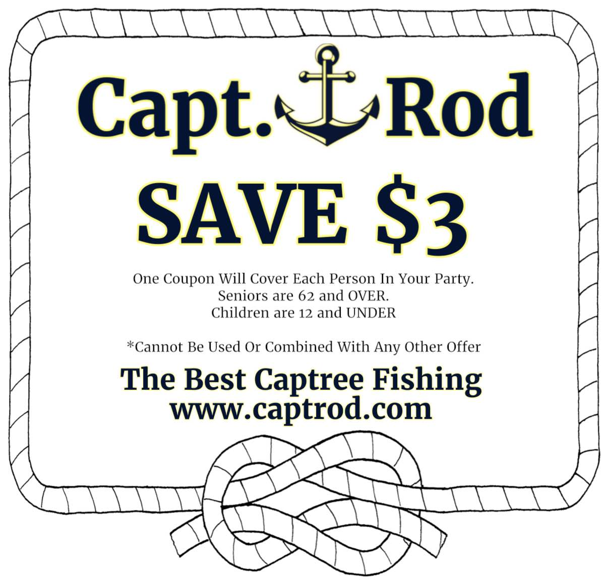 Capt. Rod Coupon