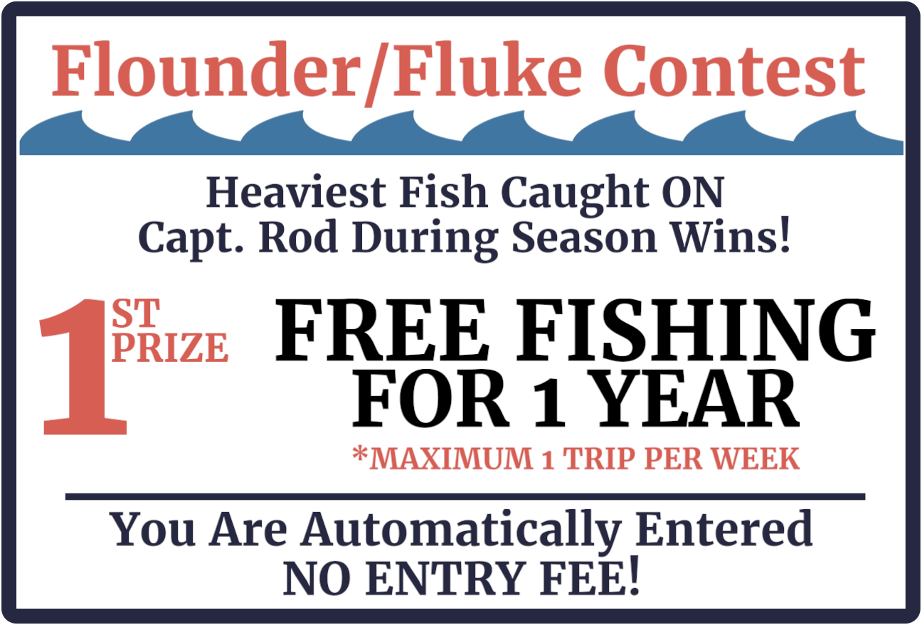 Captree Fishing Contest